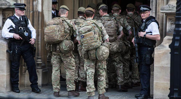 london lockdown - photo #9