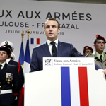 Macron To Make National Service MANDATORY For 16-year-olds in France