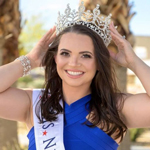 news thumbnail for  MAGA  Model Stripped of Miss Nevada 2019 Crown for    Being a Conservative