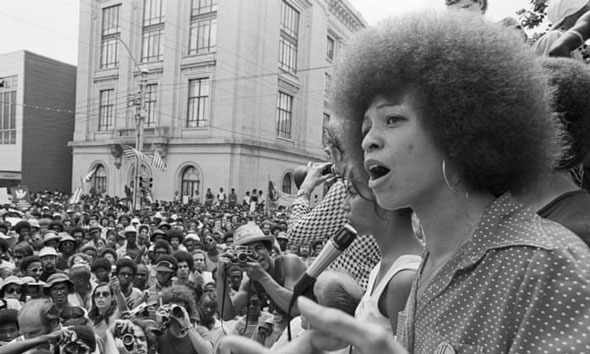 activist angela davis has been pushing marxism since the 1960s