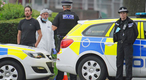 6 people have died in a mass shooting in plymouth  england