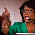 news thumbnail for Maxine Waters Calls on Resistance to Kill Trump and Pence
