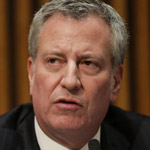 NY Mayor Bill de Blasio Threatens to Sue Trump if He Sends Illegals to New York