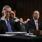 McCabe, Rosenstein Called to Testify Over Allegations of Coup Against Trump