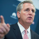 Kevin McCarthy: 'Facebook and Twitter Are Not Bigger Than the Constitution'
