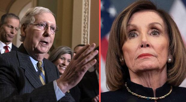 McConnell Preparing 'Kill Switch' Option for Trump's Senate Impeachment Trial