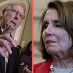 news thumbnail for McConnell Shreds Pelosi   Inconceivable  67 Senators Would Vote to Remove Trump