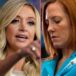 news thumbnail for McEnany Nukes Psaki for  Circling Back  to Reporters   I Knew Where My Boss Stood