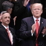 Megachurch Tells Trump 'God Wants the US to Start World War 3'