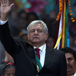 thumbnail for Mexico President Reveals Plan To End Illegal Immigration To US with  Free Zones