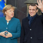 Merkel, Macron Sign France-Germany Treaty, Boast of Coming 'European Army'