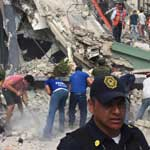 news thumbnail for Death Toll Rises to 200 As Powerful 7 1 Earthquake Destroys Mexico