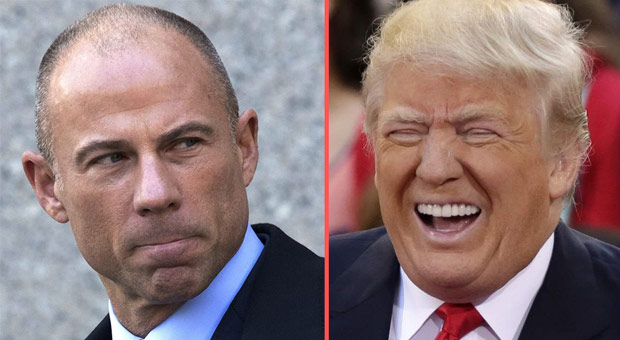 michael avenatti failed to convince a judge to free him from prison   trump weighed in on the news