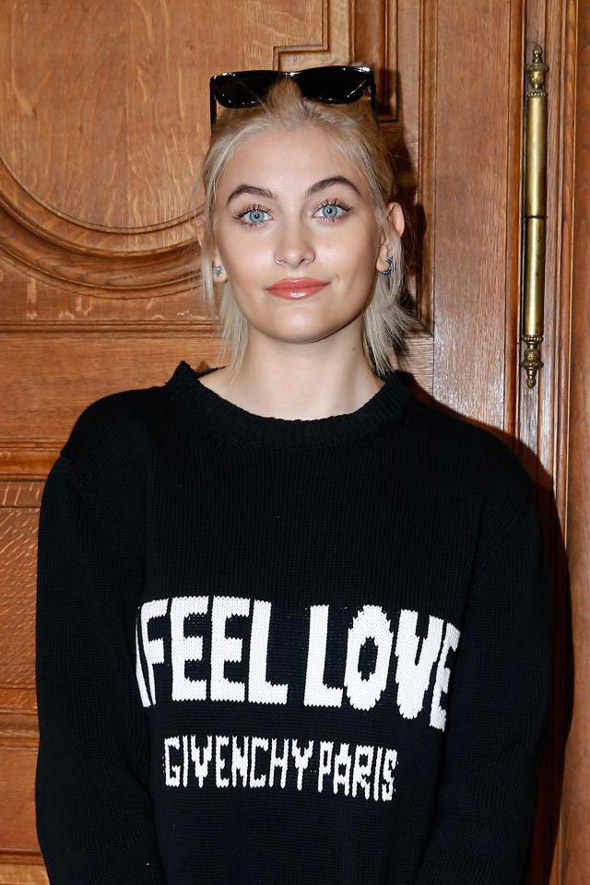 michael s daughter paris jackson claims to have evidence the illuminati killed her father
