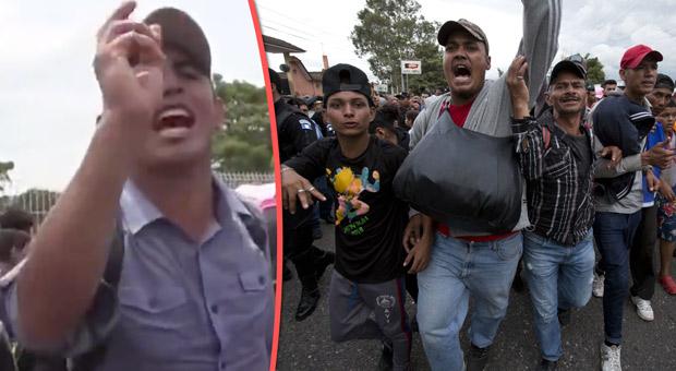 Resultado de imagem para isis fighters in migrant caravan