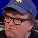 news thumbnail for Michael Moore Hopes  The Squad  Is Face of Dems    That s How We re Going to Win