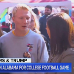 Alabama Student Says 'Jeffrey Epstein Didn't Kill Himself' Live on MSNBC (WATCH)