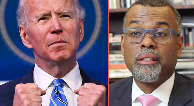 MSNBC Contributor Compares Biden to God While Blaming COVID Deaths on Trump Voters