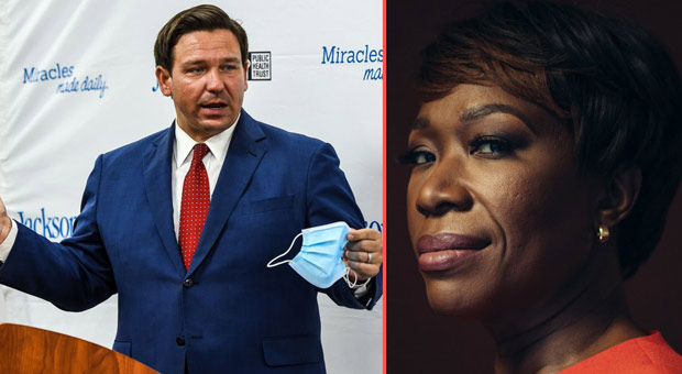 MSNBC Tries to Smear DeSantis by Baselessly Tying Him to Sex Trafficking Allegations