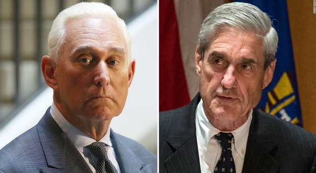 Mueller Has Communications Between WikiLeaks & Roger Stone, Court Filing Says