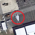 Mysterious Craft Spotted on Google Earth in Secret Airfield