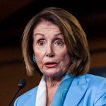 Nancy Pelosi Admits Democrats Have Nothing on President Trump