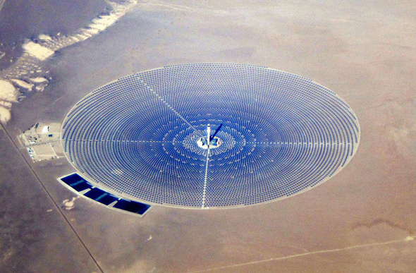 ron pelosi s solar plant in nevada hasn t come close to the energy production it promised