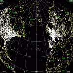 New Map Released Showing Every UFO Sighting Since 1933 To Today