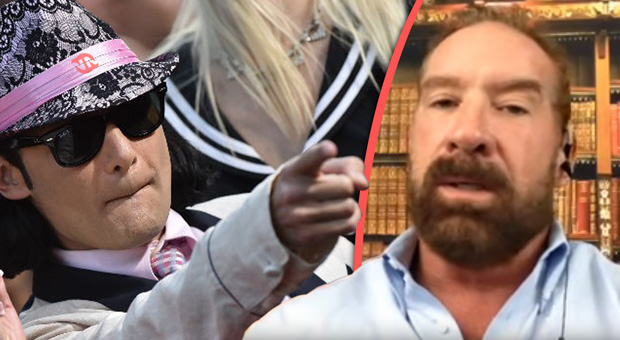 navy seal craig sawyer offers corey feldman help with naming pedophiles