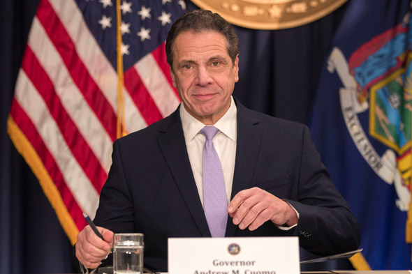 new york governor andrew cuomo signed the new abortion bill into law last month