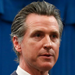 Newsom Praises Trump: I'd Be Lying if I Said He's Not Been Responsive to Coronavirus