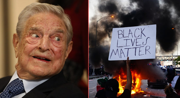 george soros recently pumped another  220 million into black lives matter