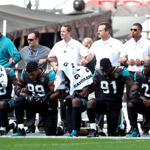 NFL Protests Trump: Players Refuse to Stand for National Anthem in UK