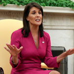 Nikki Haley: America Must 'Get to the Bottom' of Joe Biden, Hunter Biden Allegations