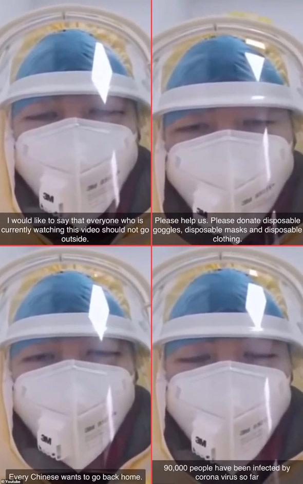 CHİNNES NURSE CORONAVİRUS ile ilgili görsel sonucu