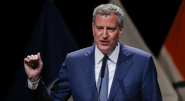 Failed 2020 Candidate De Blasio Boasts About Moving Biden Further Left
