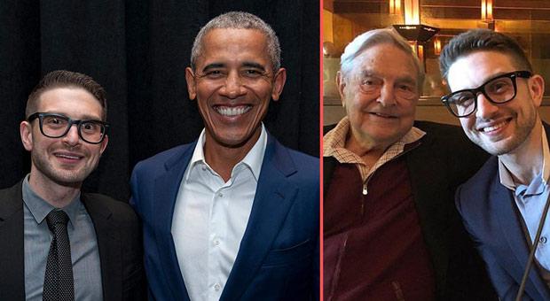 Obama Headlines Democrat Fundraiser at Home of George Soros' Son   Neon  Nettle