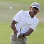 Obama Golfed on 7 Out of 8 Memorial Day Weekends - Media Silence