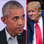 Obama Says He Doesn't 'Want to Live in Trump's America'