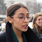 Ocasio-Cortez: Latinos Are 'Native' to US, Must Be Exempt from Immigration Laws
