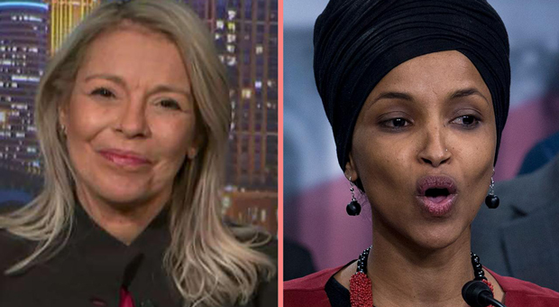 Ilhan Omar Declares She's a 'Foreign-Born Refugee,' GOP Rival Replies: 'I'm American'