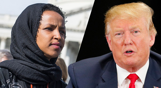 Ilhan Omar: Trump is Taking 'Cues' from Russia, Israel in Syria Conflict
