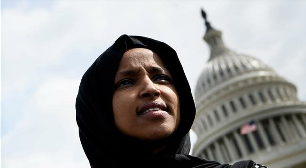 omar faced a barrage of criticism following accusations of anti semitism in recent month