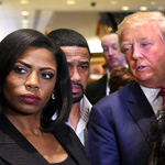 Omarosa Tells Sharpton: Trump Wants to 'Start a Race War in This Country'