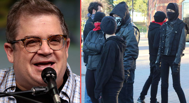 Patton Oswalt Compares Antifa Terrorists to U.S Troops Who Fought on D-Day
