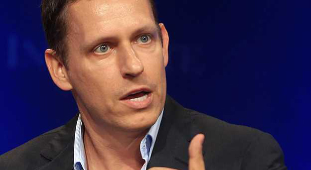 PayPal Founder's Vaccine Co. Caught Injecting Public with Herpes Without Consent