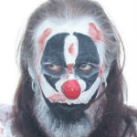 Pedophile Disguised as 'Evil Clown' Found Hiding Under Child's Bed