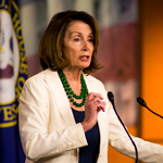 news thumbnail for Nancy Pelosi Tells Europe She Has Equal Power  Trump is Not in Charge