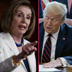 Pelosi Trashes Trump Over Stimulus Bill: He's a 'Dangerous President'
