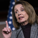 Pelosi Demands Trump, GOP Apologize for Reacting to Tlaib's Holocaust Comments